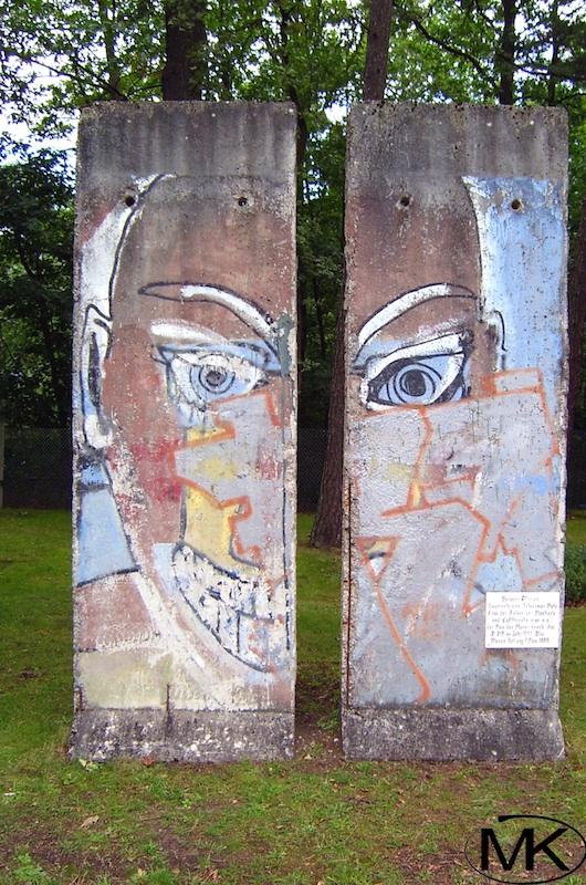 Berlin Wall in Fassberg