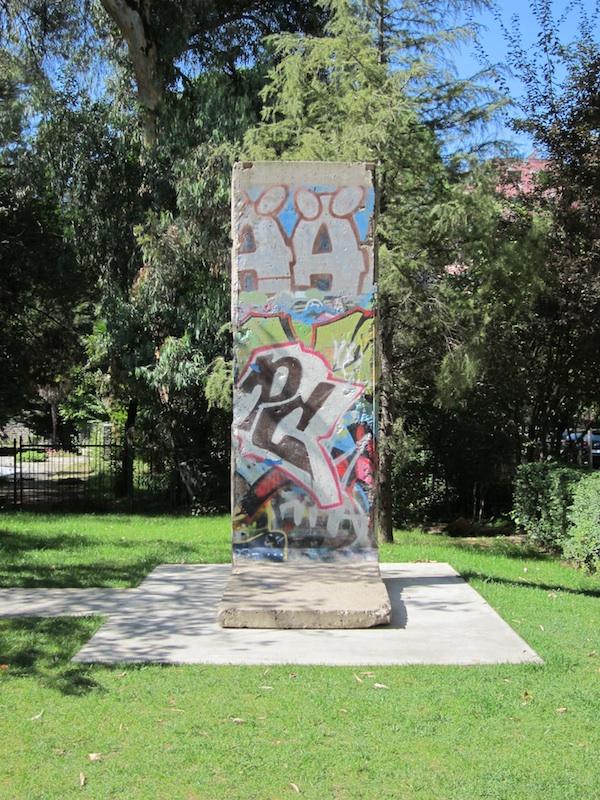 Berlin Wall in Timisoara
