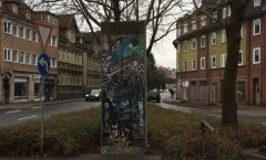 Berlin Wall in Hameln