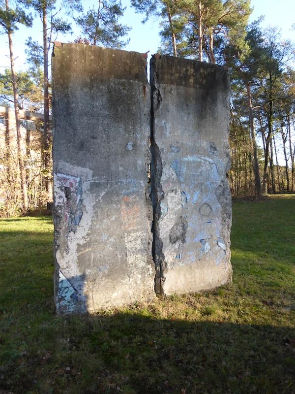 Berlin Wall in Nienburg