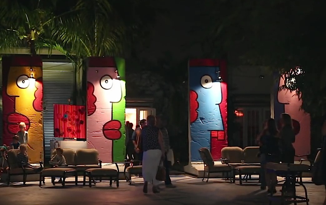 Berlin Wall in Miami