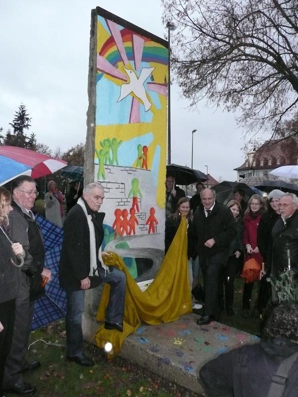 Berlin Wall in Northeim