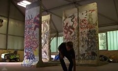 Berlin Wall in Fürstenberg