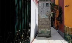 Berlin Wall in Mexico-City