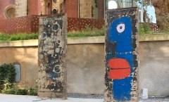 Berlin Wall in Essen, D