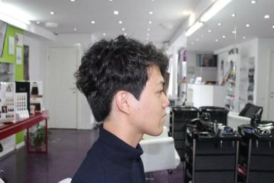 Keratin Curl Yutaro Ikenoue