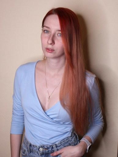 Stylist Hairdresser Maria