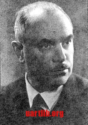 Mykola Butovych