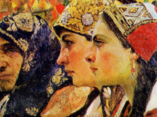 Fedir Krychevsky: Biographical sketch