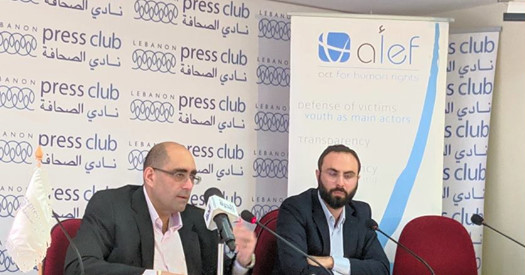ALEF Annual Report on human rights in Lebanon in 2018