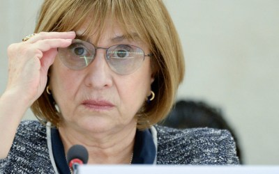 Sexual abuse of older persons must be exposed, says UN expert