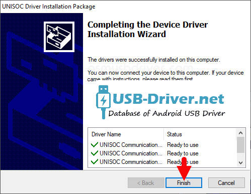 Download Advan G5 USB Driver - spd driver finish