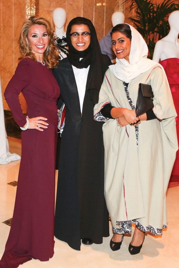 Style.com/Arabia x Farfetch Dinner in Abu Dhabi  Style.com ...