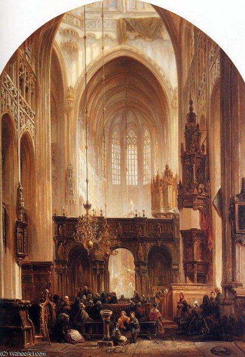 Image result for johannes bosboom + st john's s'hertogenbosch