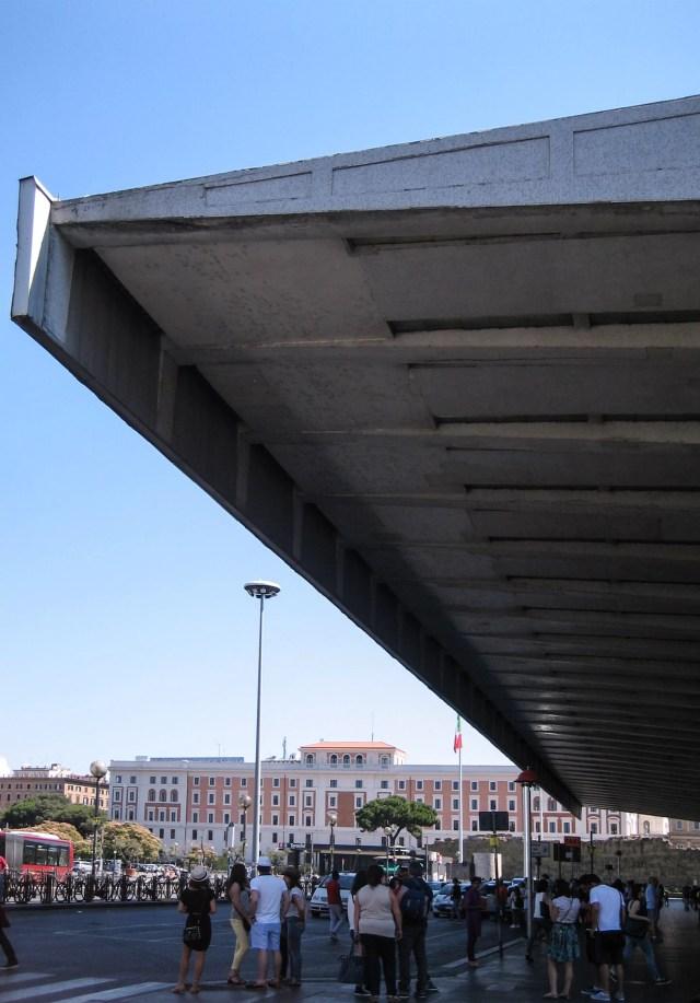 Roma Termini Station - Data, Photos & Plans - WikiArquitectura