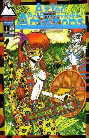 Aztec Anthropomorphic Amazons Wikifur The Furry