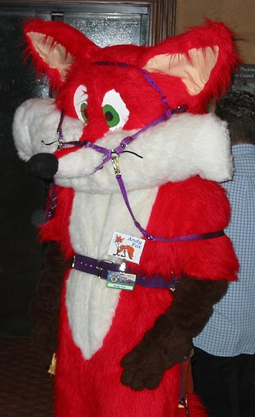 Andy Fox Wikifur The Furry Encyclopedia