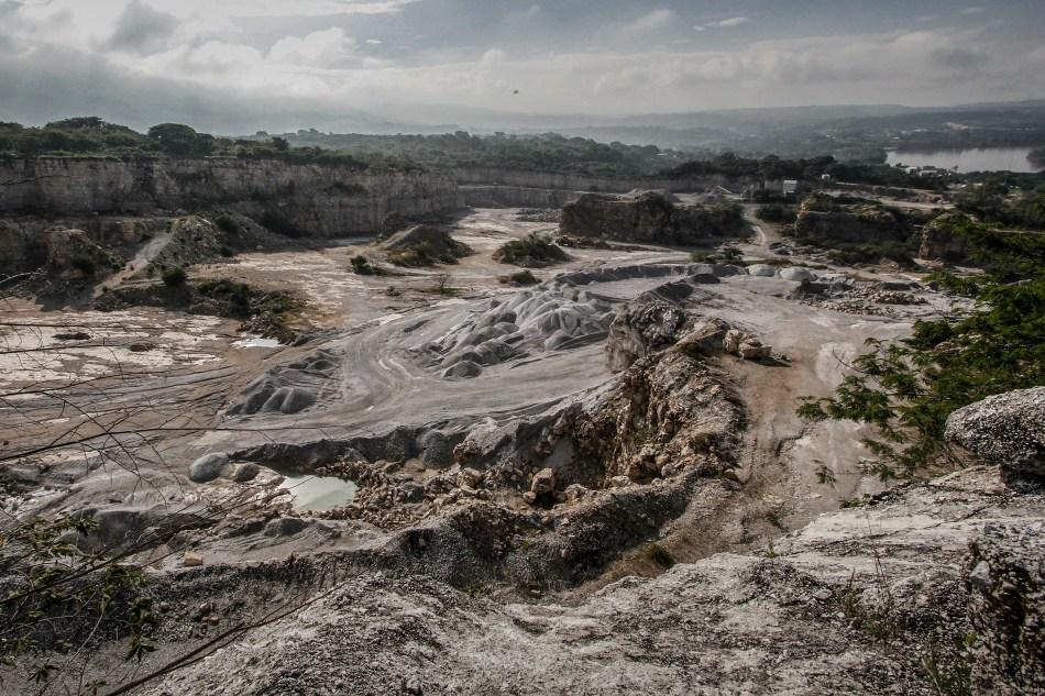 fotos impacto minería