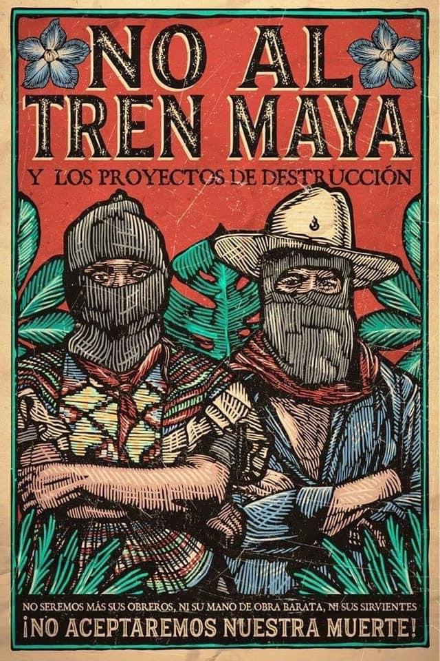 Tren Maya ASF