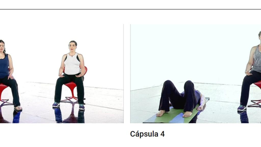 ejercicios de respiración por secuelas de Covid