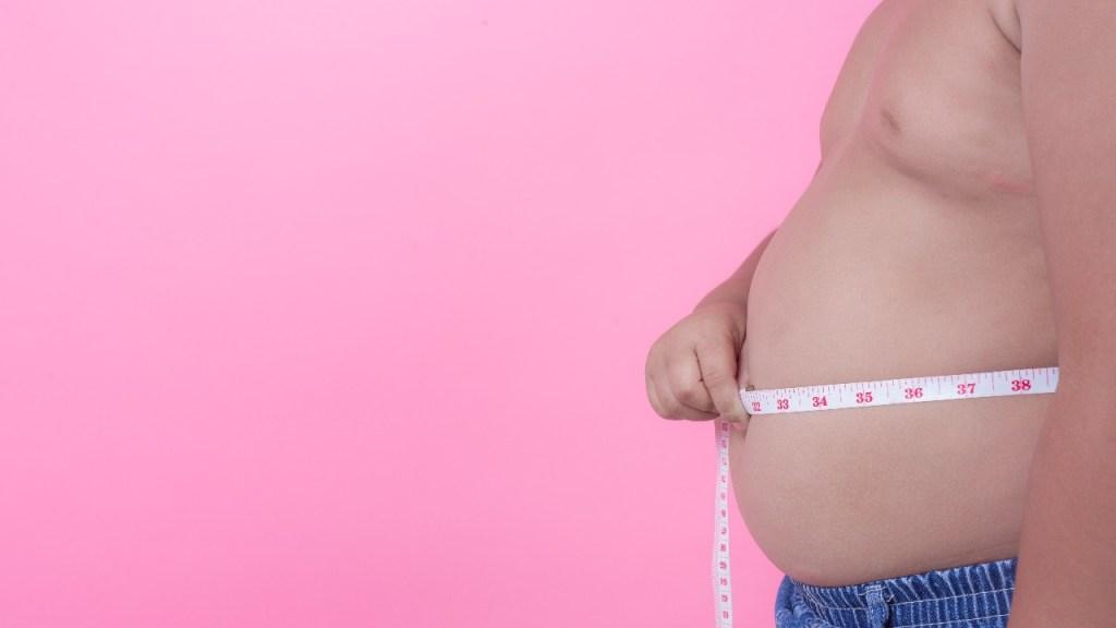 obesidad en México