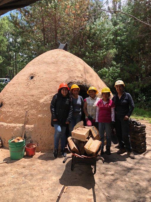 carbón vegetal en Oaxaca