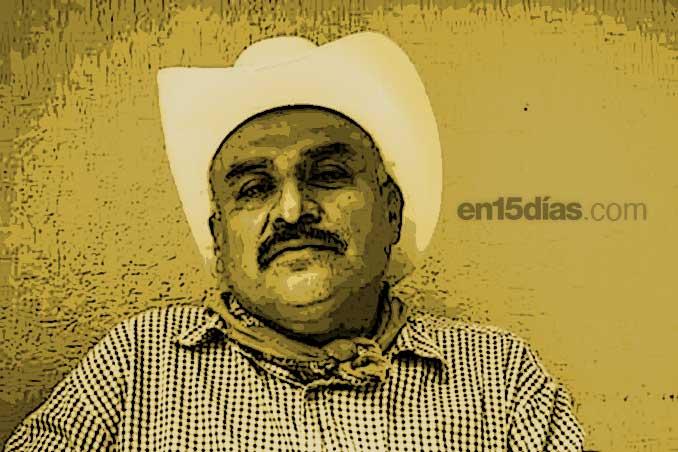 Tomas Rojo etnia yaqui
