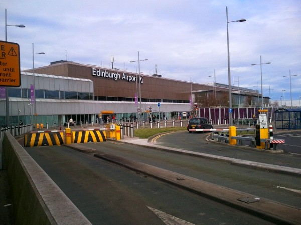 Edinburgh Airport are to hold an emergency response exercise. Photo credit: Karen Bryan