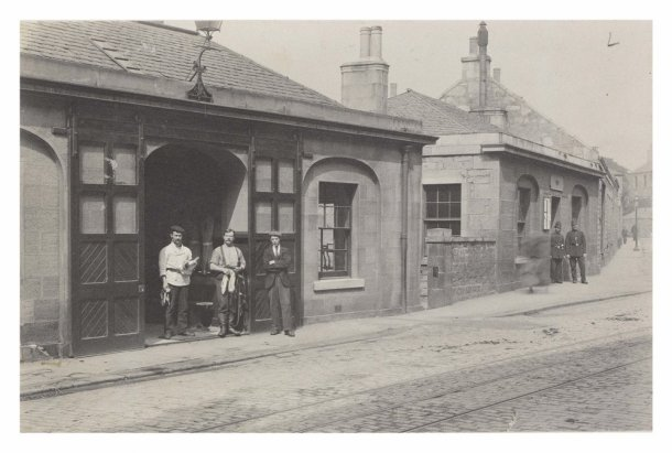 Stockbridge Fire Station 1890