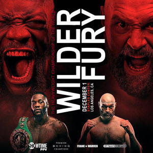 Wilder v Fury Image