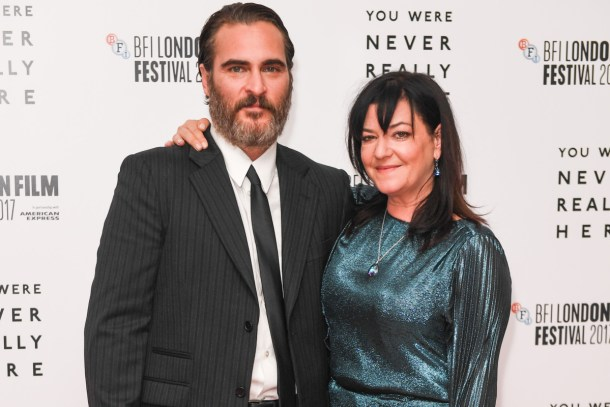 'You Were Never Really Here' premiere, BFI London Film Festival, UK - 14 Oct 2017
