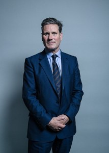 Keir Starmer - UK Parliament official portraits 2017