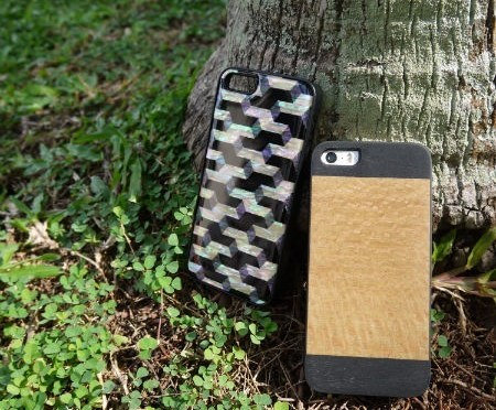 Style your iPhone with Man&Wood