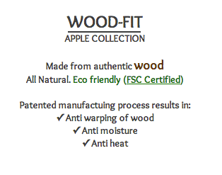 Man&Wood Wood Fit Review