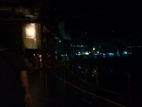USS Halloween Horror Night #HHN4 Blog Review 005