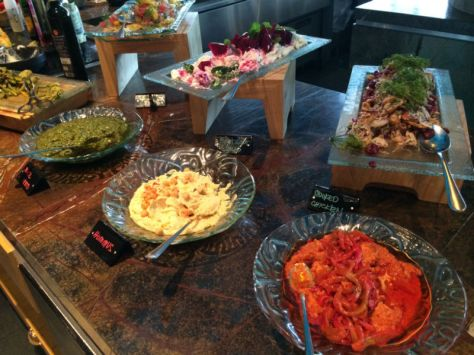 Pan Pacific Sunday Champagne Brunch Review 006