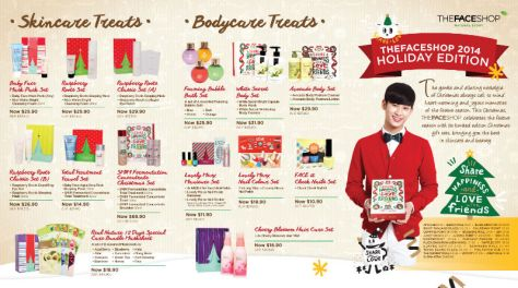 The Definitive Christmas 2014 Beauty Gift Guide For Her Enabalista 019 The Face Shop Catalogue