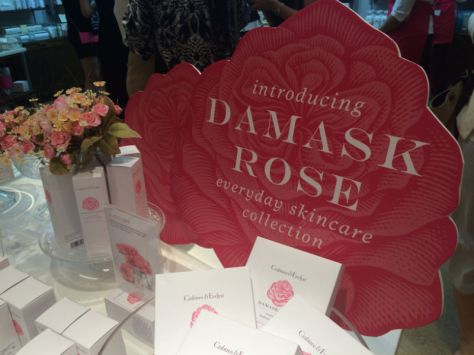 Crabtree & Evelyn Singapore Damask  Rose Skincare Collection Media Launch Blogger Review 006