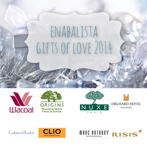 Enabalista Gifts of Love 2014