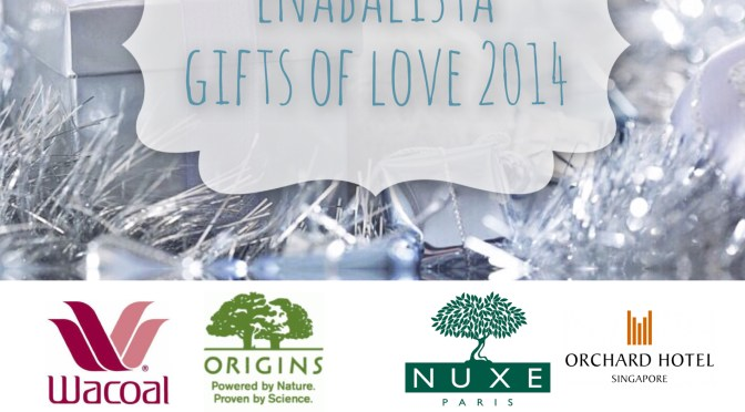 Enabalista Gifts of Love 2014 [Giveaway Ended]