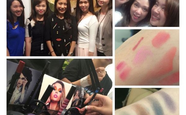 Make Up Store Autumn 2014 Collection Preview @ Gilman Barracks