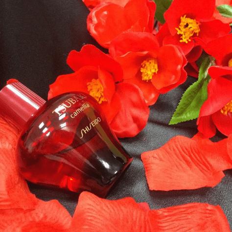 Tsubaki Camellia Hair Oil Blog Review