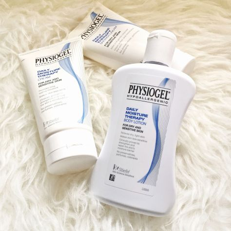 Physiogel #FreeInMySkin Hamper Giveaway