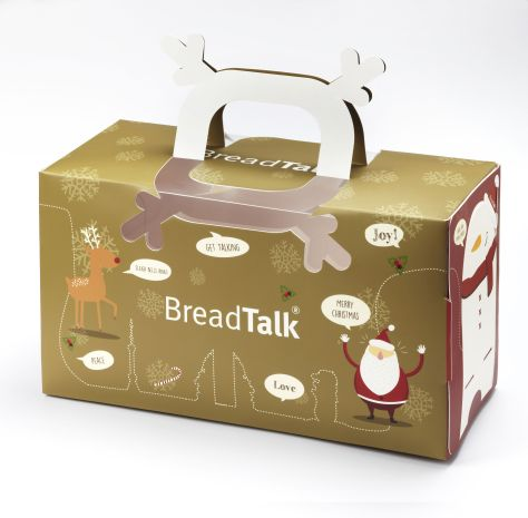 Breadtalk Christmas Cakes 2015 002