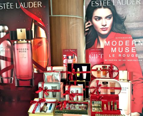 Estee Lauder Origins Christmas Afternoon Tea at Salt Grill Bar ION 002