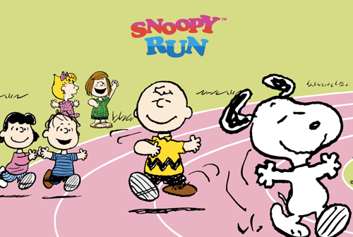 Fitness and Fun for the Family with Snoopy & Friends!