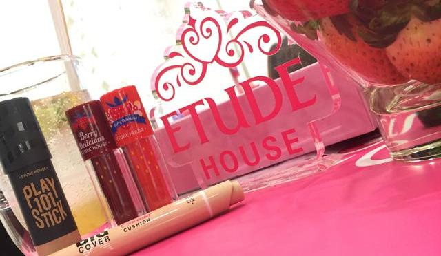 Sweeten Up with Etudehouse Berry Delicious Collection
