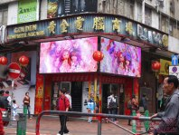 SNSD is everywhere~~~ even on HK Billboards
