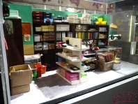 The stationary shop model.