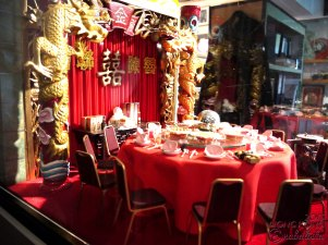 Wedding banquet model